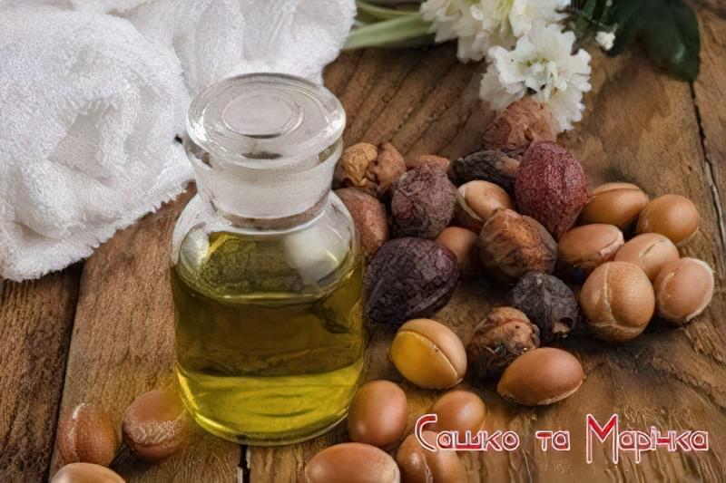 Чим корисне масло Аргана для волосся? 1