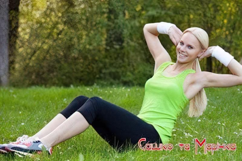 Як схуднути після кесарева? 10