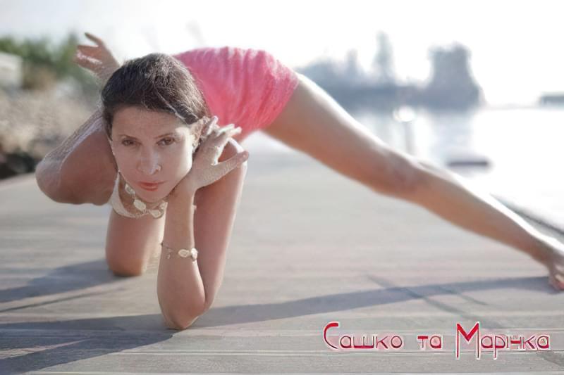 Гімнастика «Народження зірки»: знайти шлях до себе самої 5