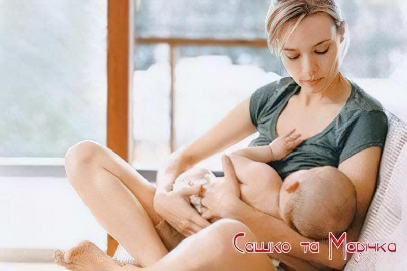 Як підготувати груди до годування 1