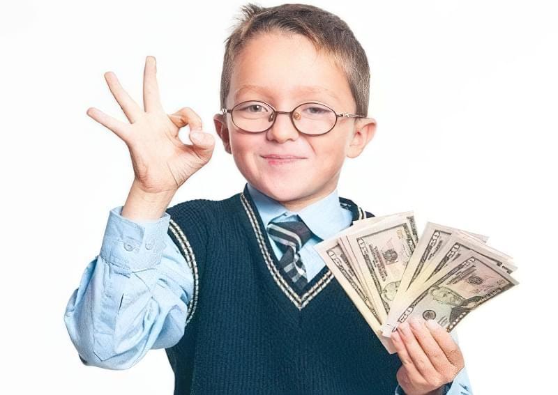 Діти і гроші 12