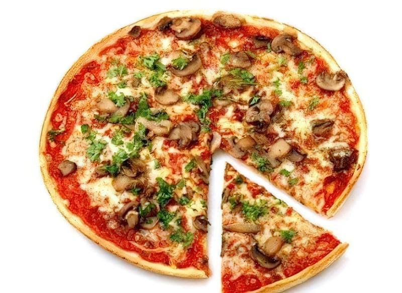 Як приготувати тісто для піци 5