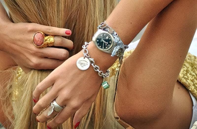 модні годинники
