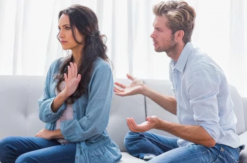 розлучитися мирно