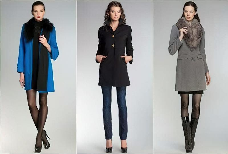 Модні пальто для жінок та чоловіків 9