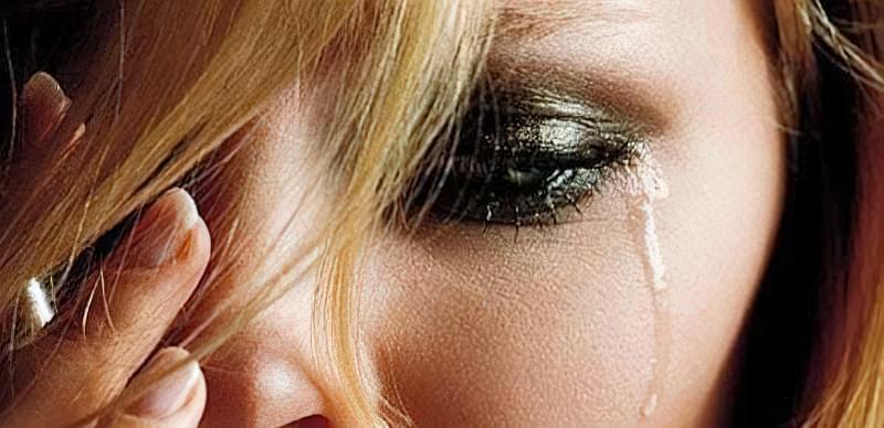 стримати сльози