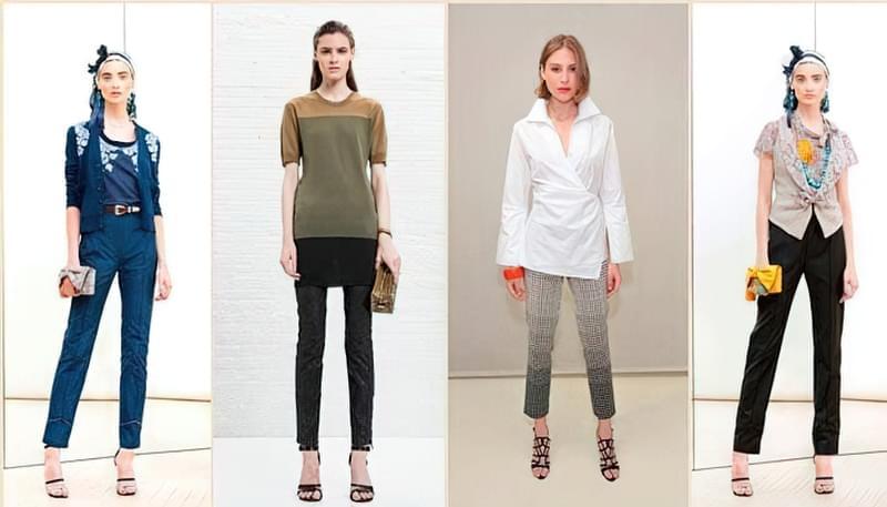 модні жіночі штани