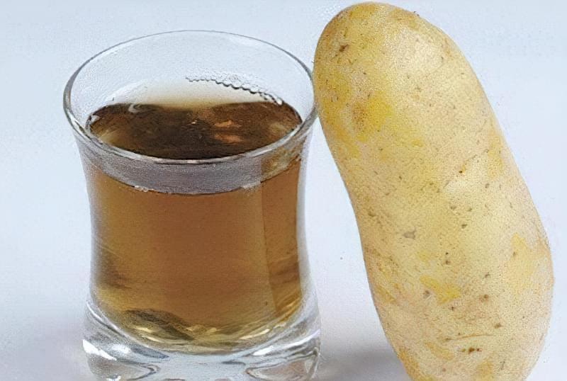 шкідливість картопляного соку
