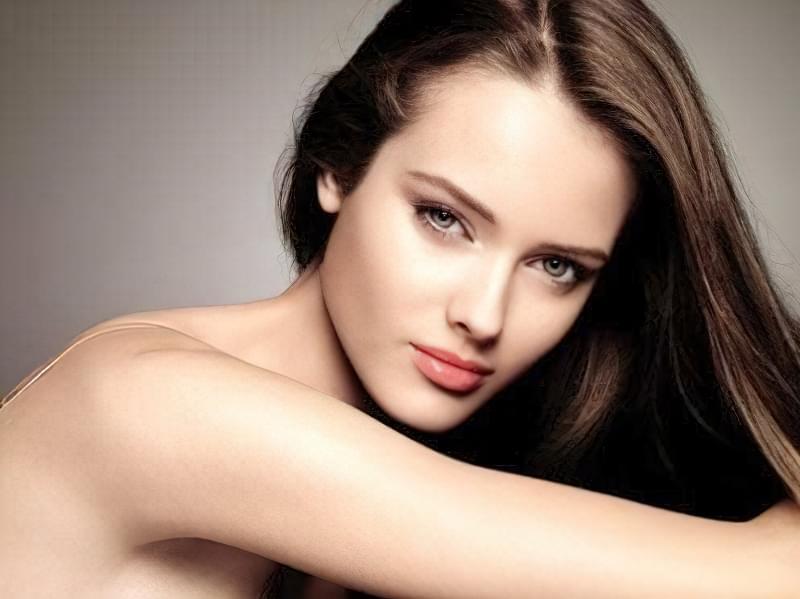 краса без косметики