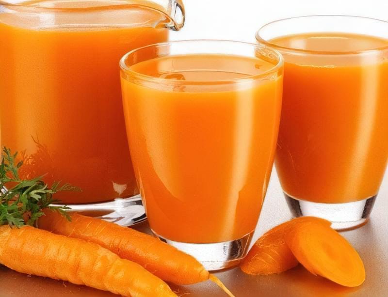 морковний сік для організму
