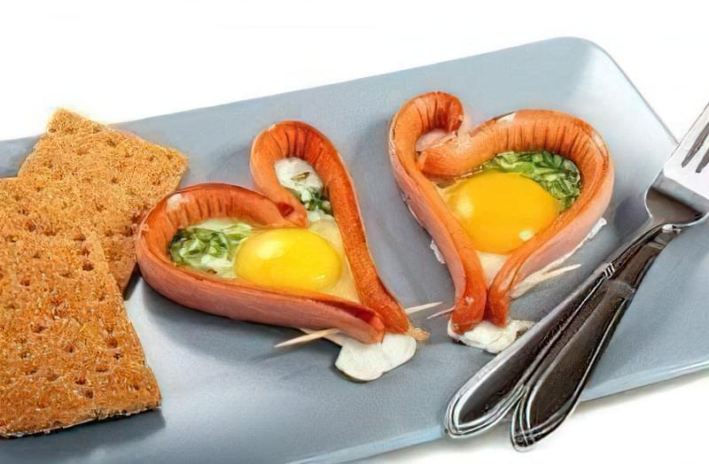 оригінальний сніданок