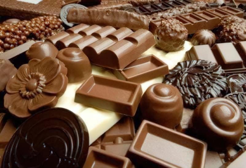 вибір шоколаду