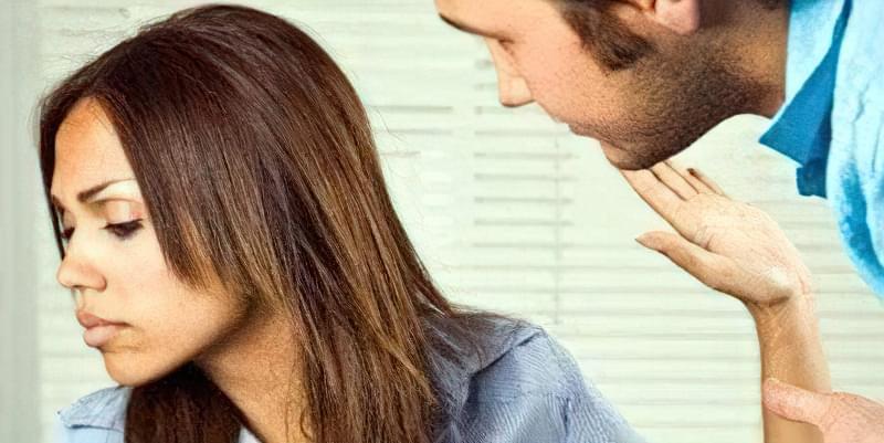 як поставити чоловіка на місце