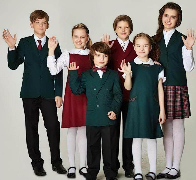 модна шкільна форма