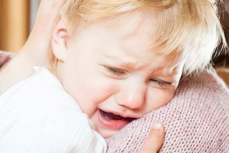 дитині боляче пісяти