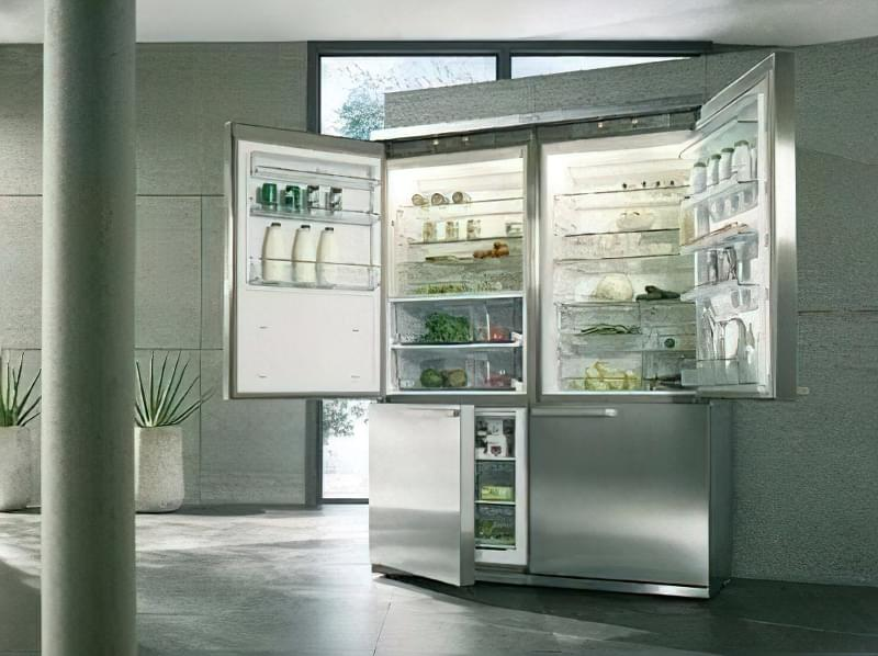 холодильники сайд бай сайд відгуки