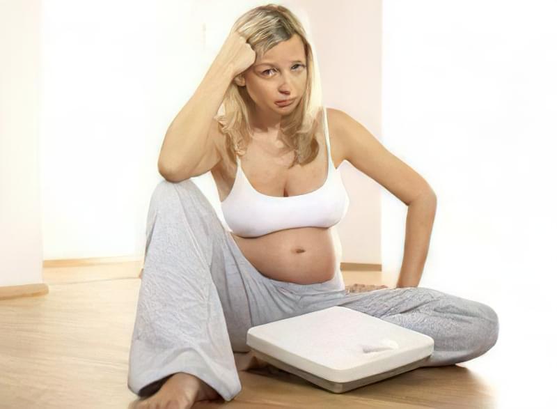 Збільшення у вазі при вагітності