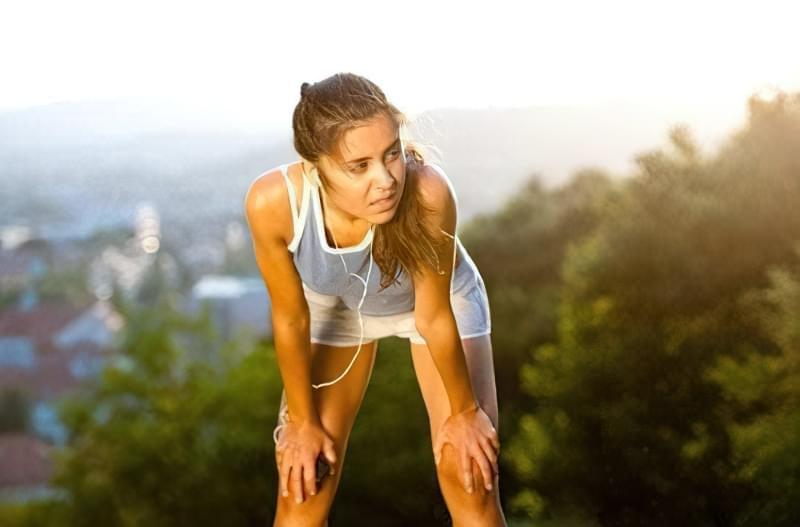 болять коліна після тренування