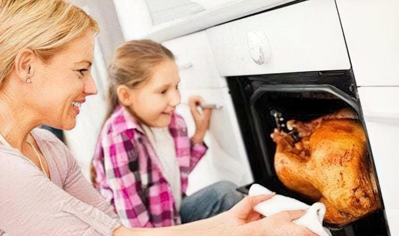 як вибрати вбудовану духовку