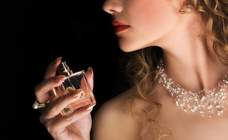 осінні жіночі аромати