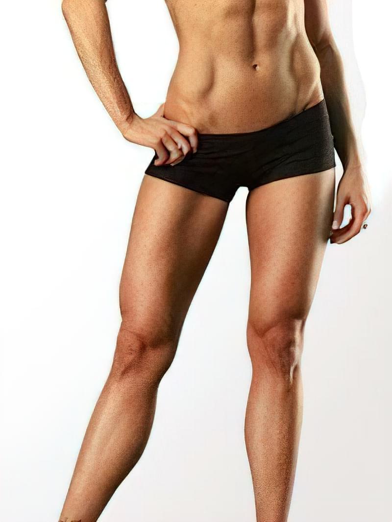 товсті ноги що робити як схуднути