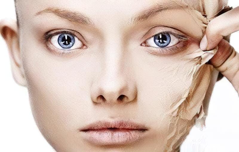 типи старіння шкіри обличчя