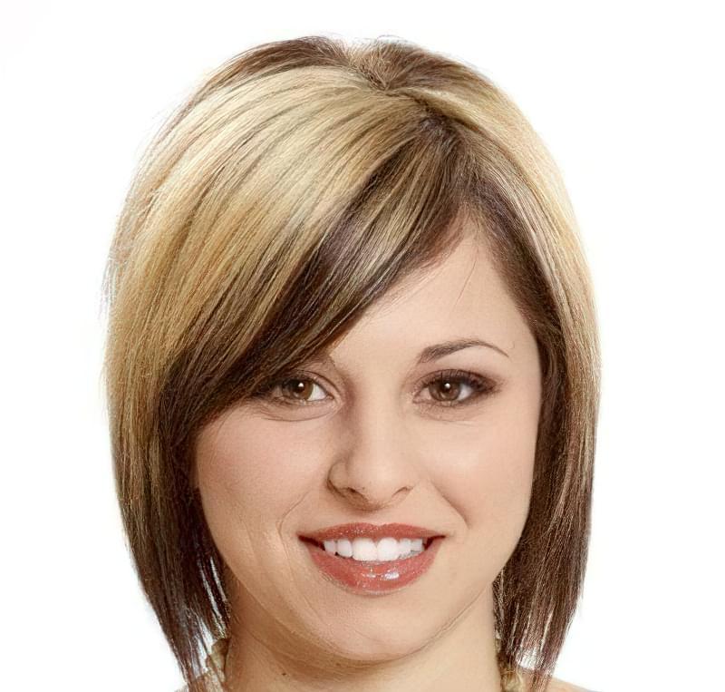 підібрати зачіску за формою обличчя