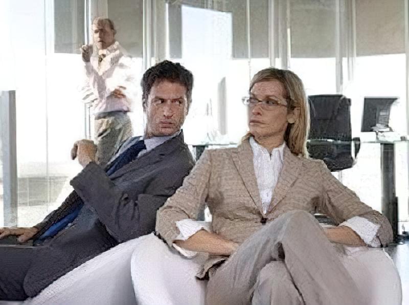 чоловік з дружиною працюють разом