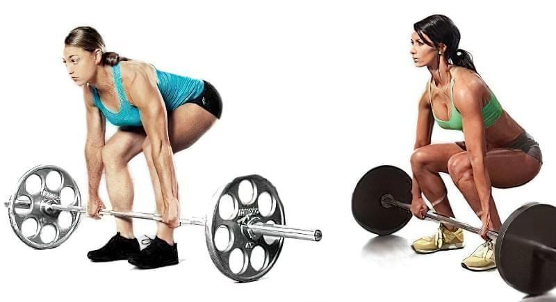техніка станової тяги для дівчат