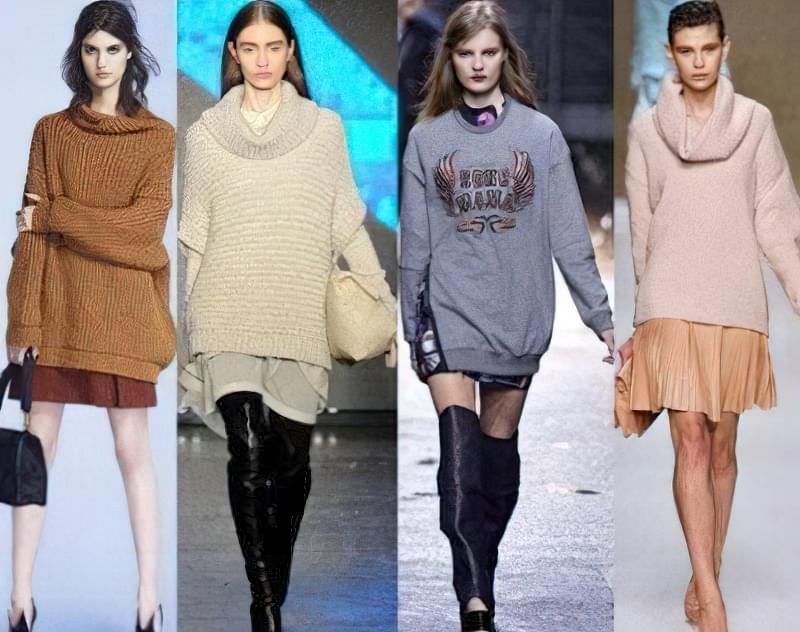 Модні светри 2016 6