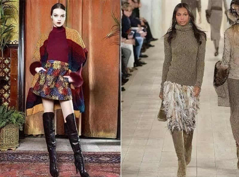 Модні светри 2016 3