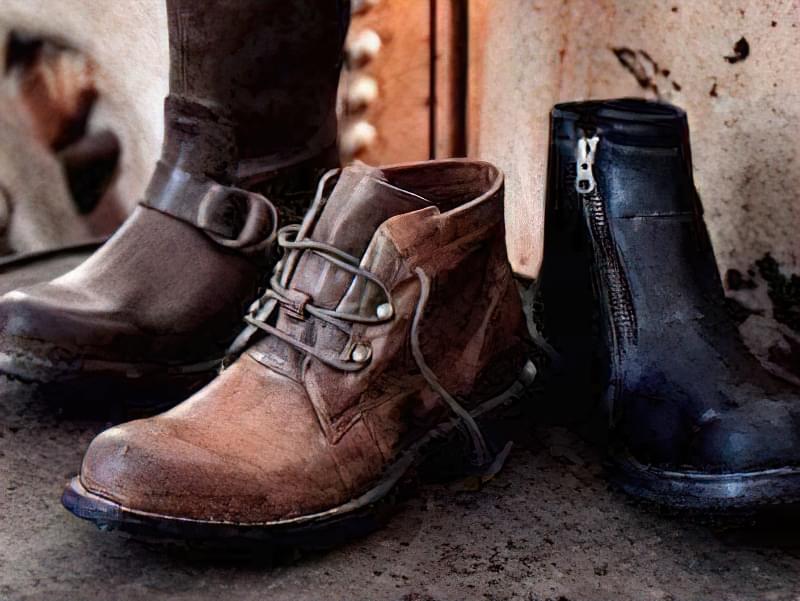 Модне чоловіче взуття 2016 - 2017