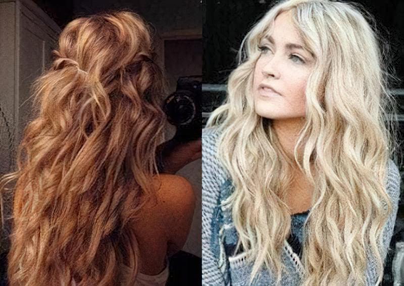 Модні зачіски 2016. М'які лінії