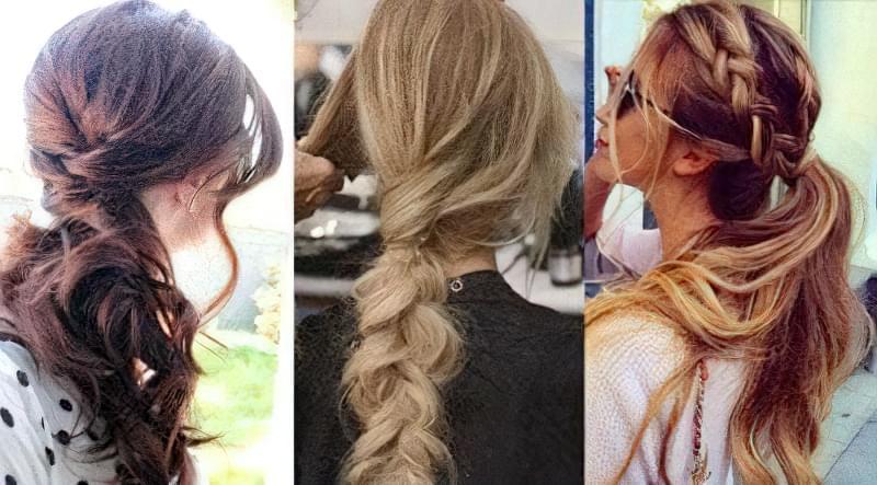 модна коса