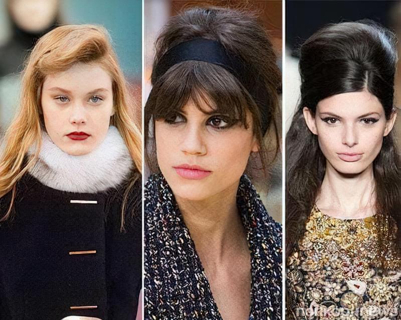 Модні зачіски 2016. У моді знову 60-ті