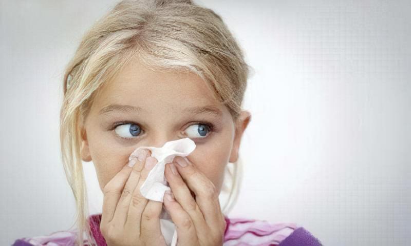 у дитини часто йде кров носом причини