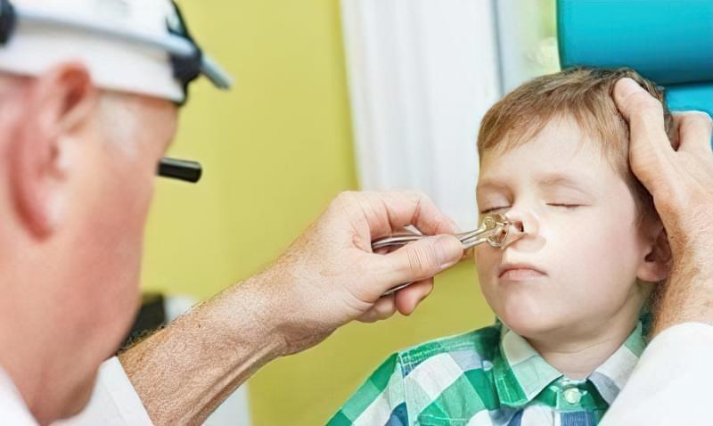 викривлена носова перегородка операція