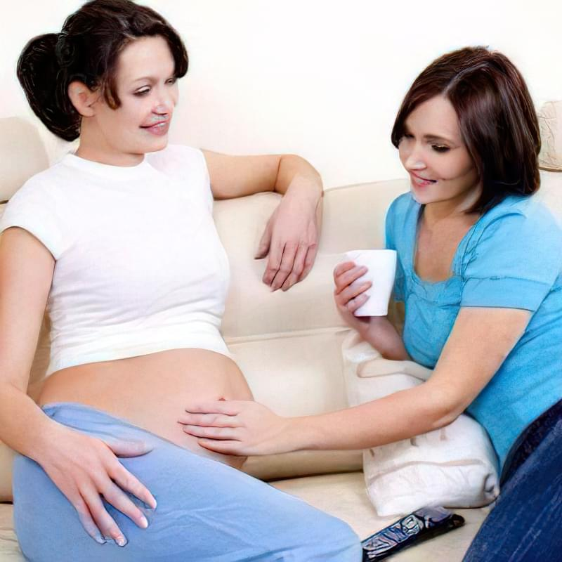 як стати сурогатною мамою