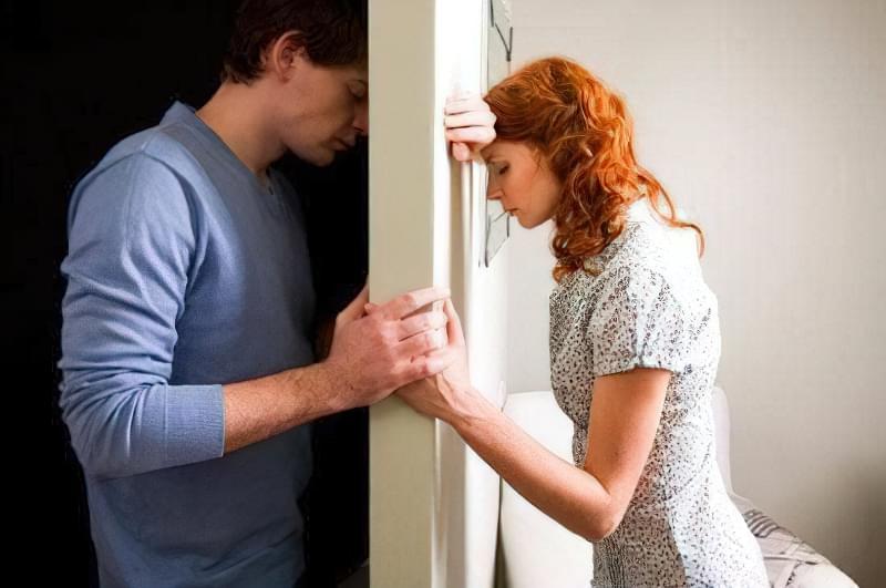 немає взаєморозуміння з чоловіком