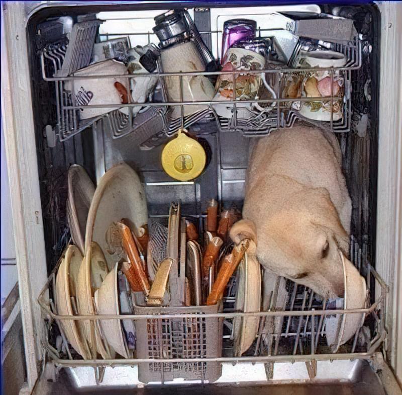 порошок для посудомийки