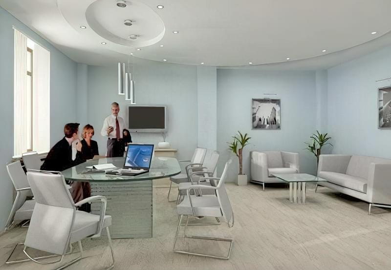 як оформити робоче місце в офісі