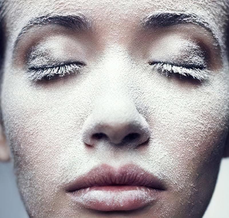 кріотерапія обличчя азотом
