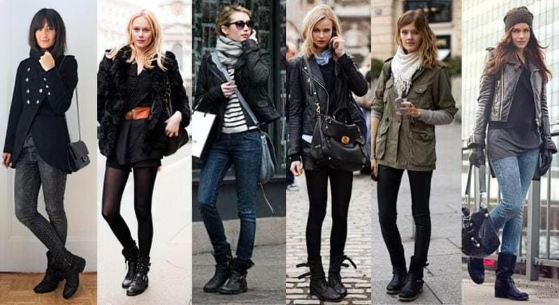 носити жіночі черевики