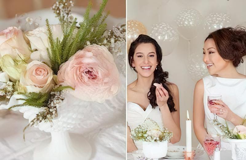 весільні прикраси і декор