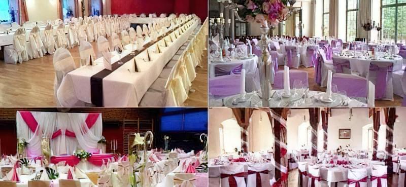 декор весільного залу