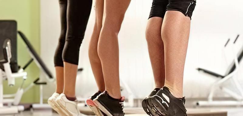 розслаблююча гімнастика для ніг