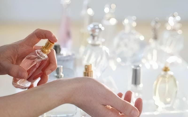 вибрати з групи ароматів