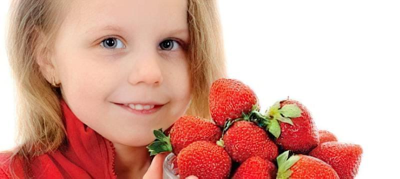 алергенні продукти для дітей