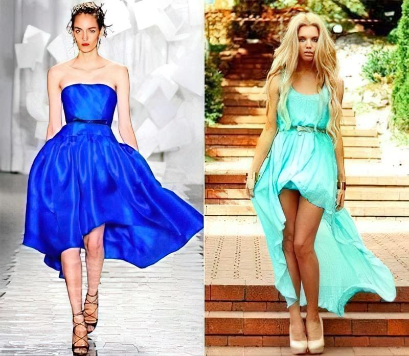 Модні сукні на випускний 2016 ж