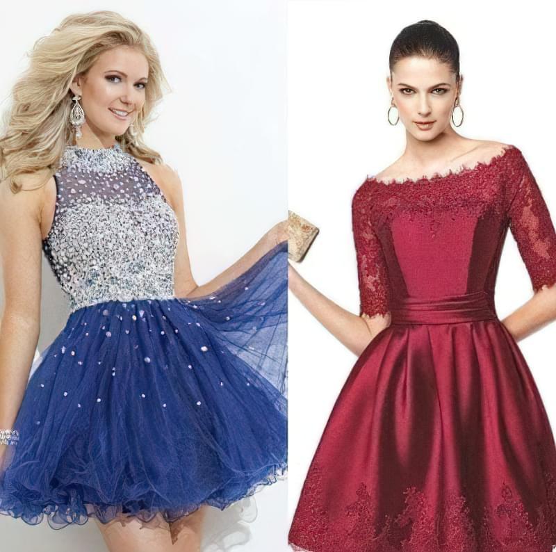 Модні сукні на випускний 2016 б